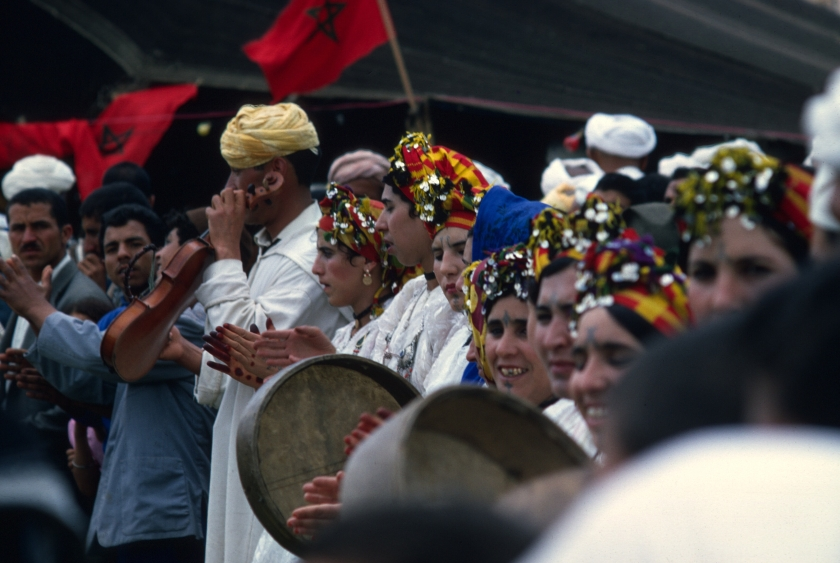 Morocco Sefrou Moussem 2a copy
