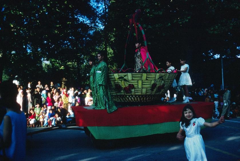 Morocco Sefrou Moussem Cherry Queen copy