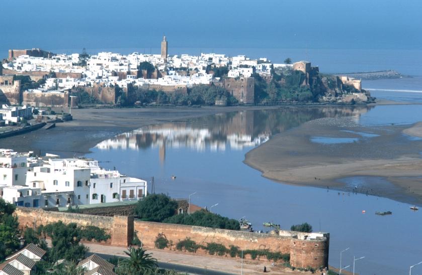 Morocco Rabat Oudaia Casbah Tour Hassan Pano copy