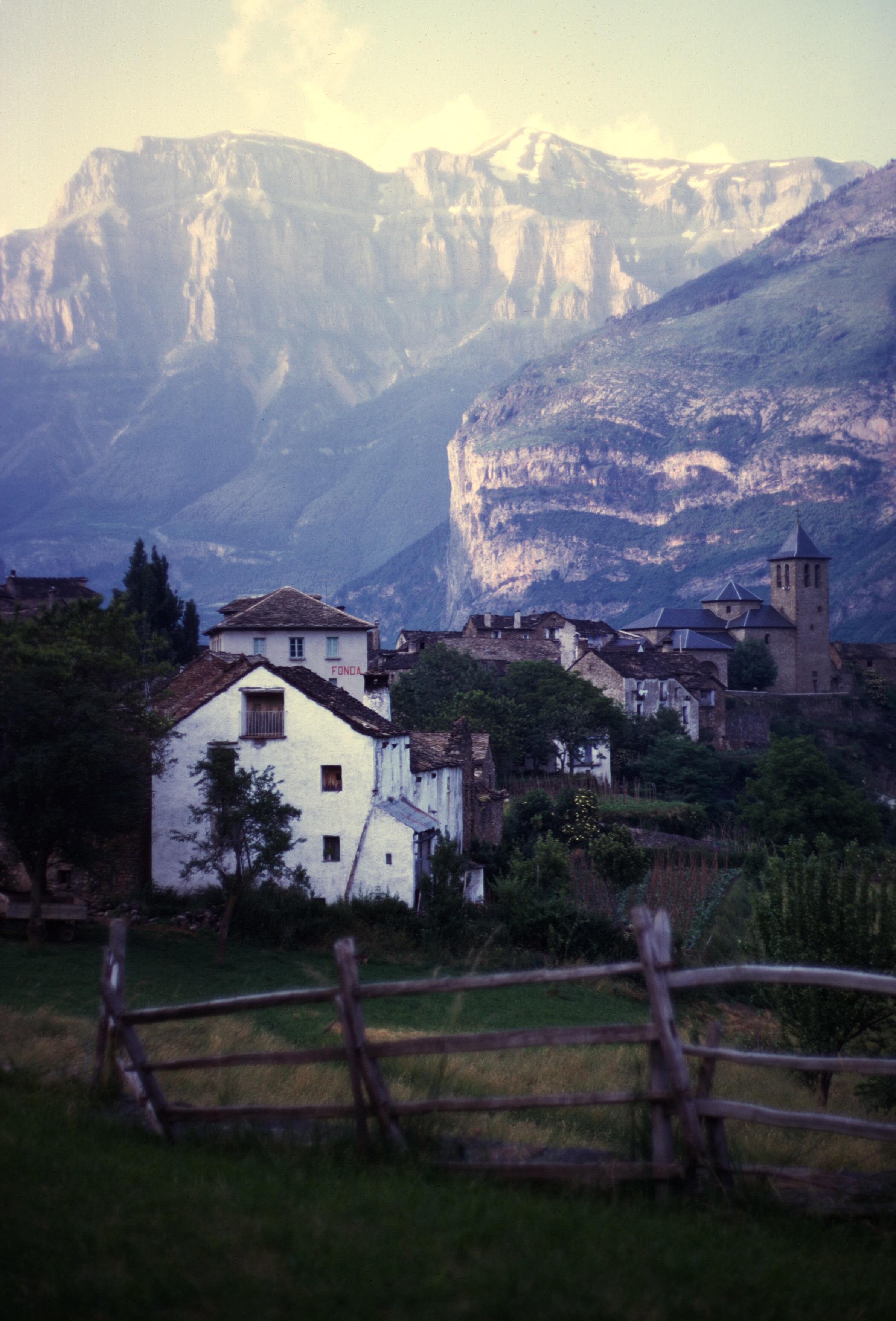 spain torla village-1
