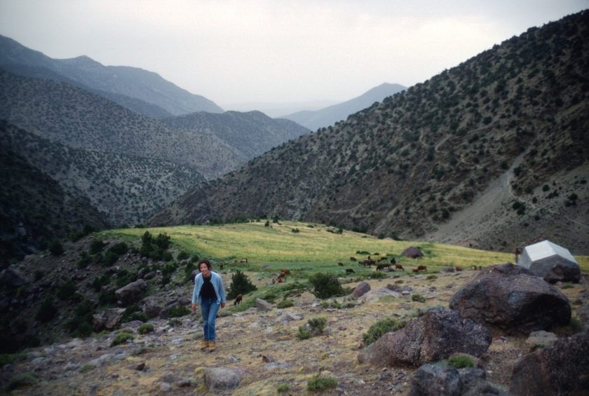 morocco h atlas route to lepiney ginny