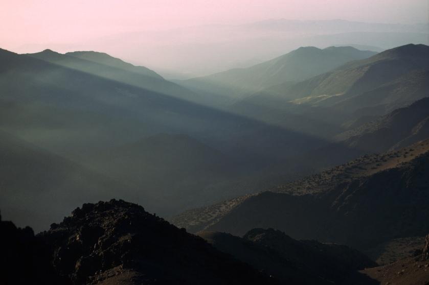 morocco high atlas valley