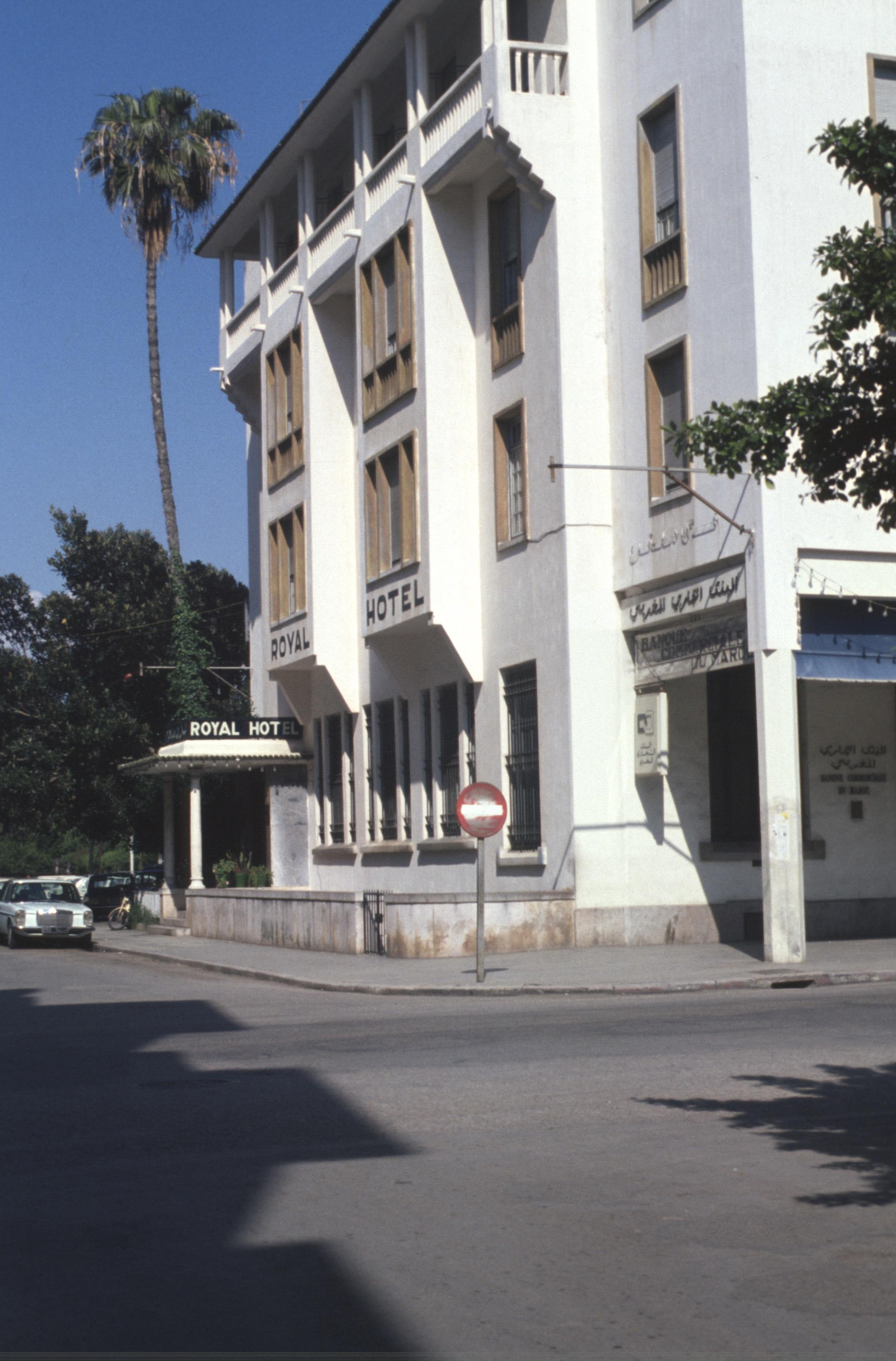 morocco rabat hotel royal copy