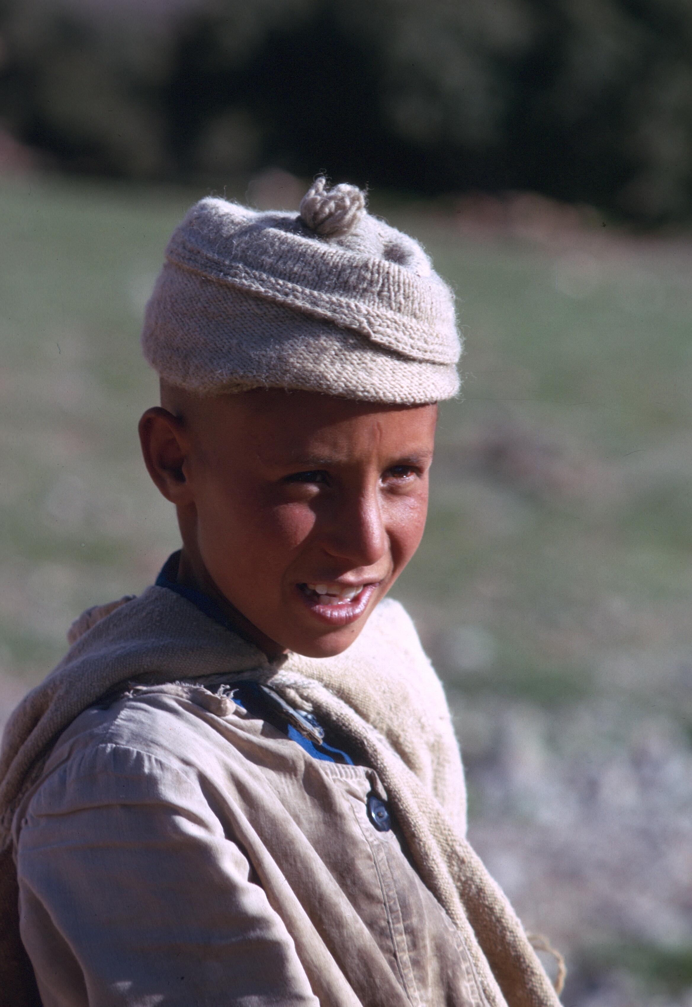morocco shepherd boy 2