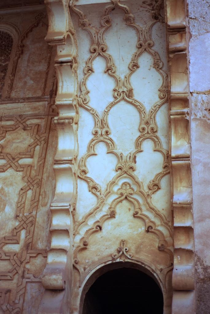 morocco high atlas tinmel arch