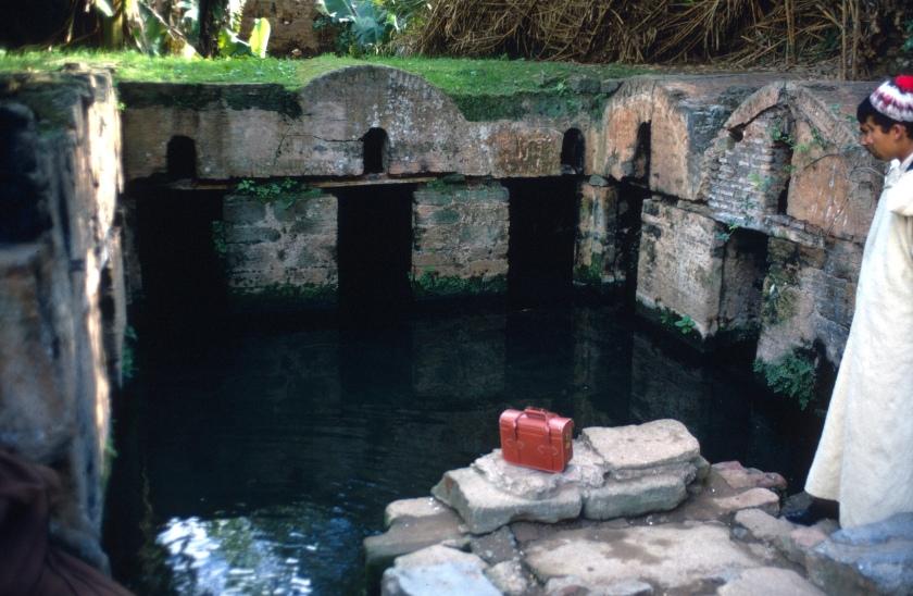 morocco rabat chella pool copy