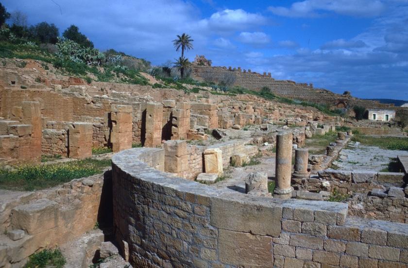 morocco rabat chella ruins 2