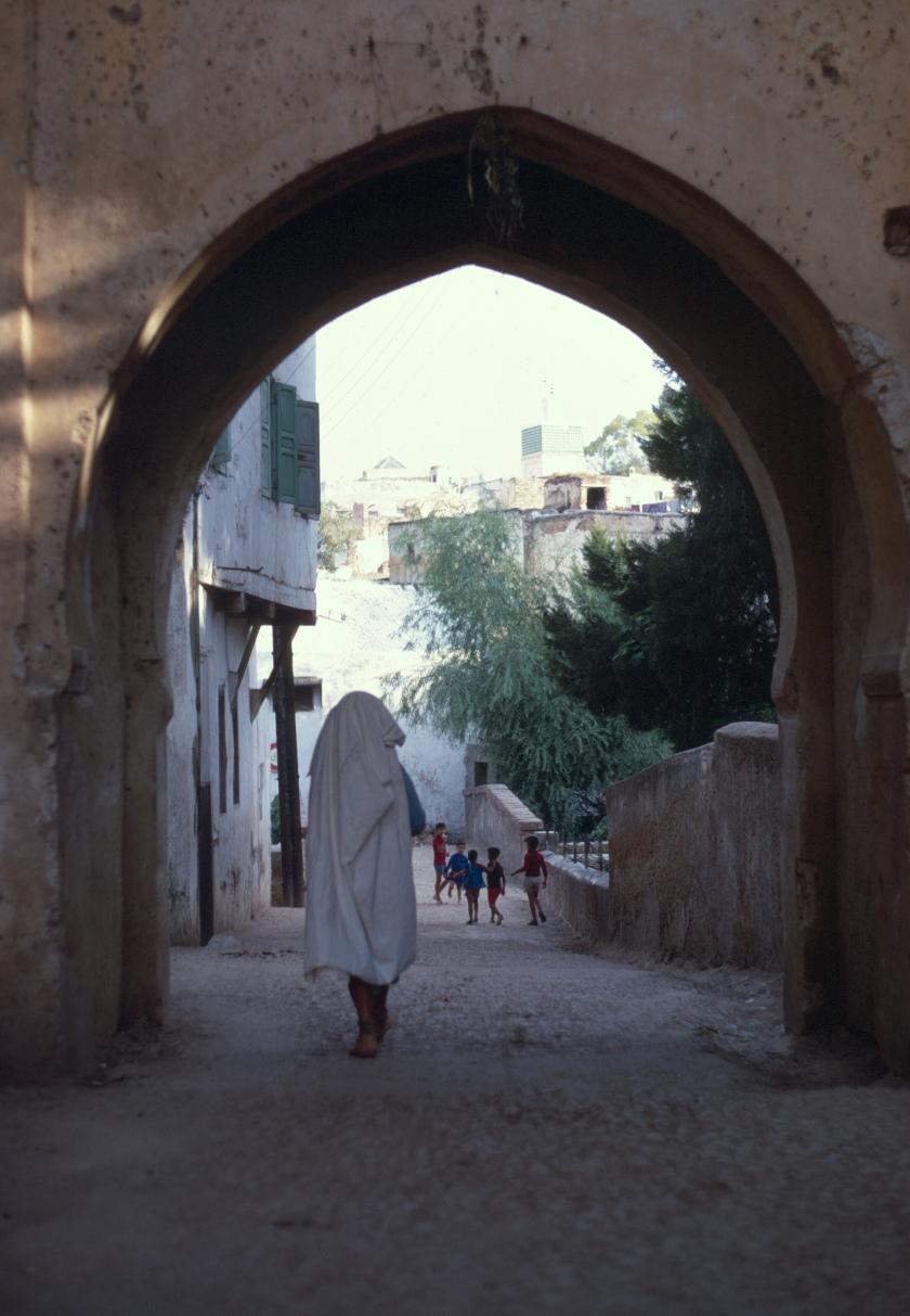 morocco sefrou bab