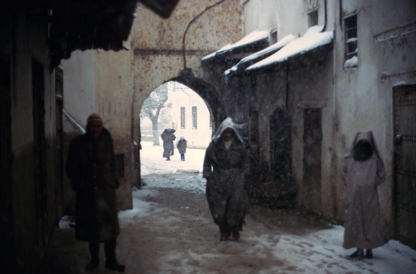 morocco sefrou house street