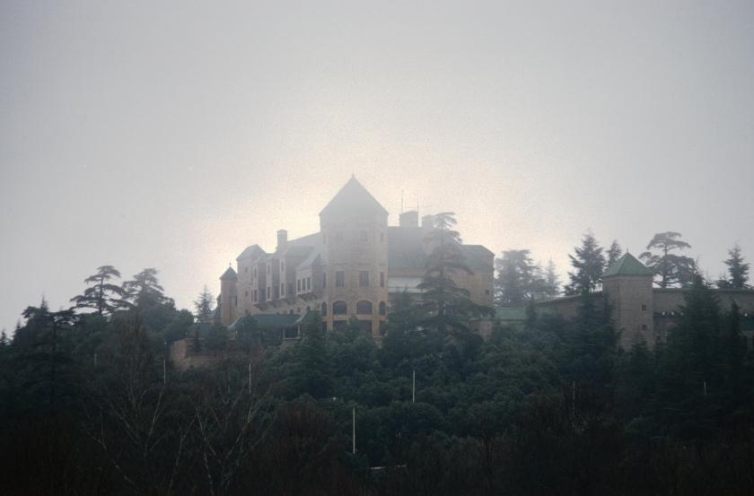 morocco m atlas ifrane palace