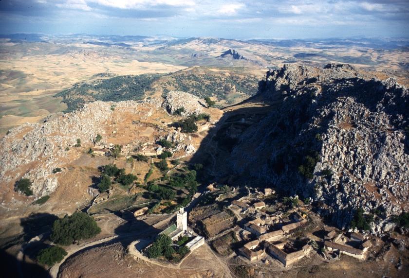 morocco moulay boucha ruins