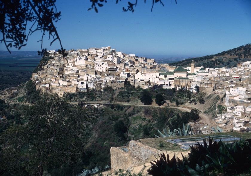 morocco my idriss