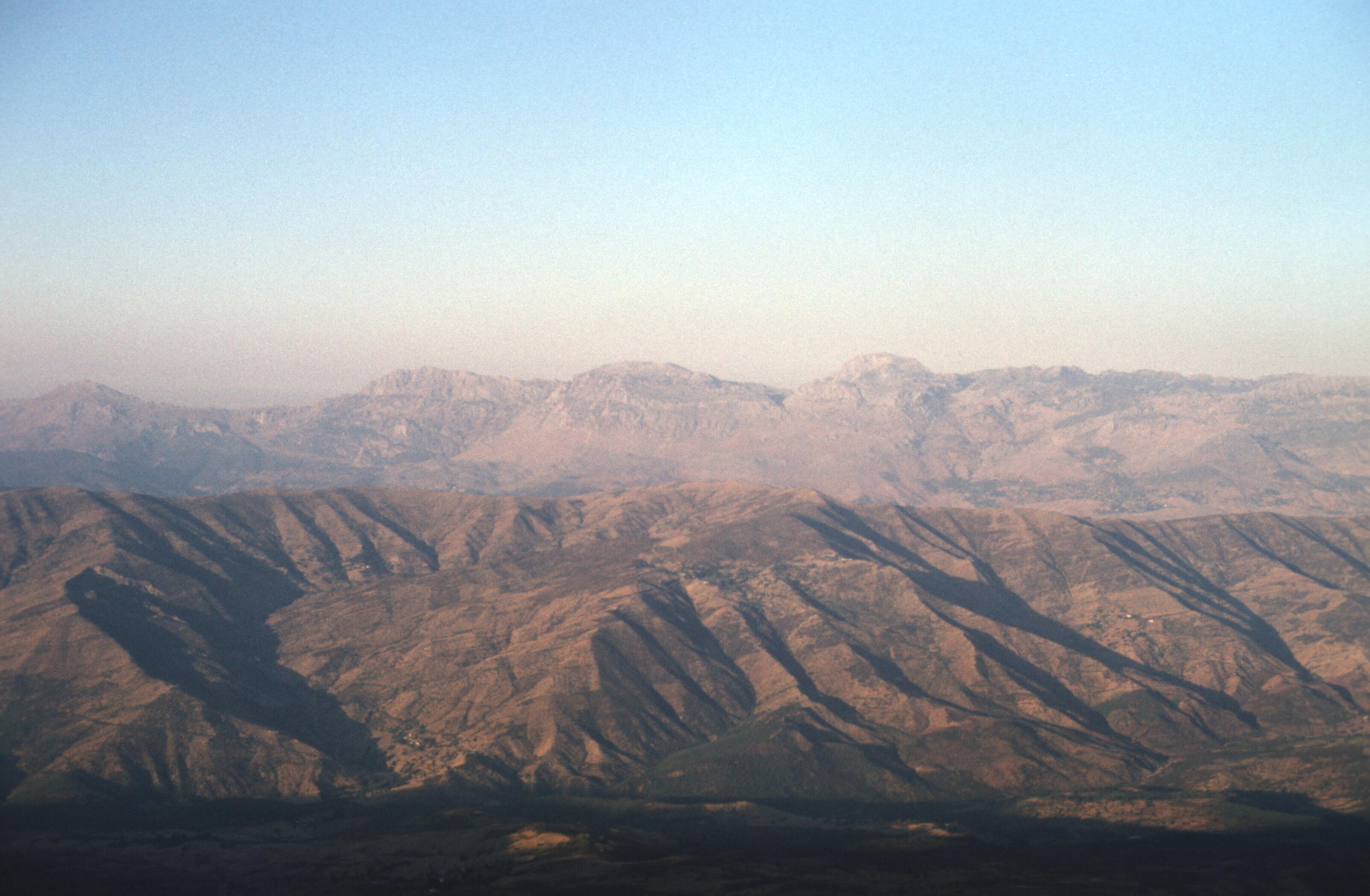 morocco rif m abdeslem chauen road