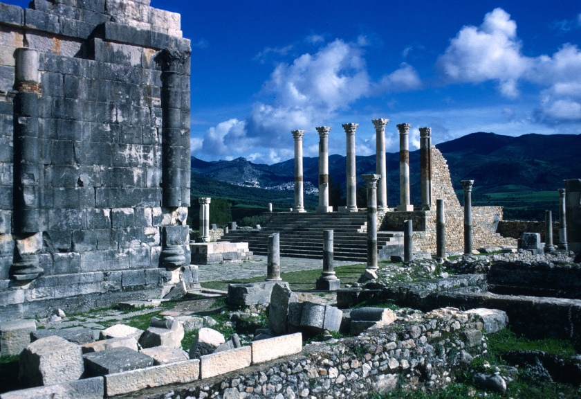morocco volubilis forum