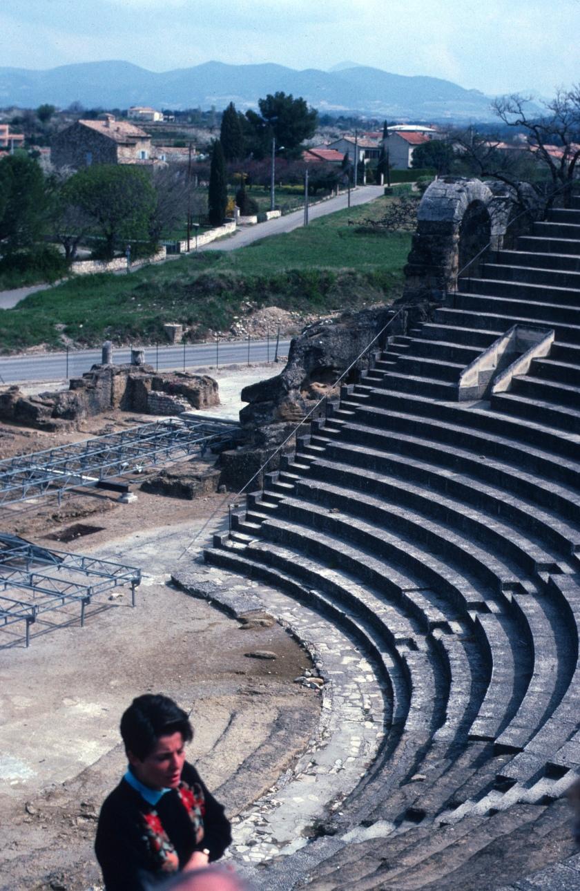 france vaison la romaine 3 theatre